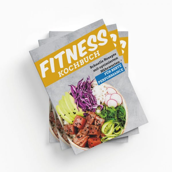 Fitness Kochbuch Hardcover